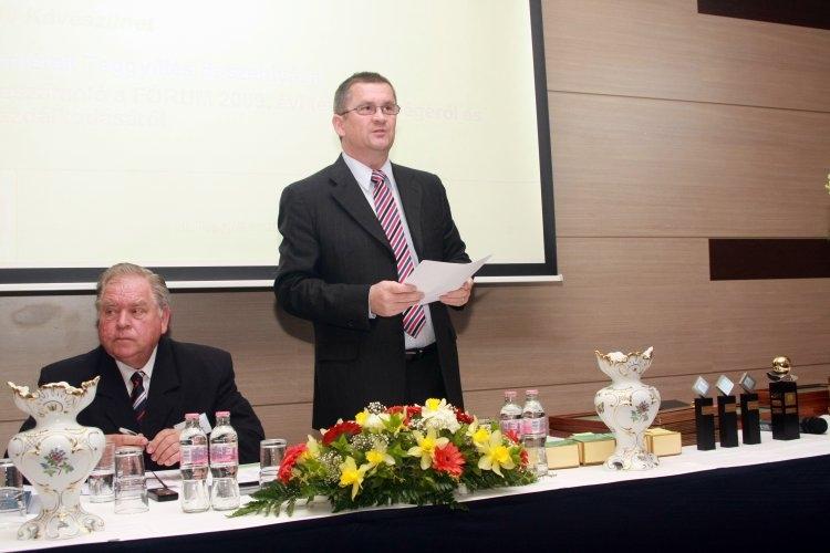 Az ISO 9000 FÓRUM sikeres tanúsítása