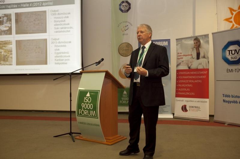Jubileumi XX. Nemzeti Konferencia második napi fotói - Az ISO 9000 FÓRUM 2013. szeptember 12-13. között rendezte meg Balatonalmádiban a RAMADA Balaton Hotelben a jubileumi XX. Nemzeti Konferenciát. A rendezvényen több mint négyszáz fő vett részt, akik magas szinten értékelték az előadásokat. A második nap fot
