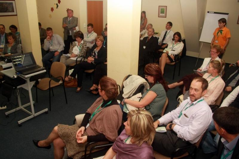 XIX. Nemzeti Konferencia: Fenntarthatóság szekció és Kerekasztal fotói