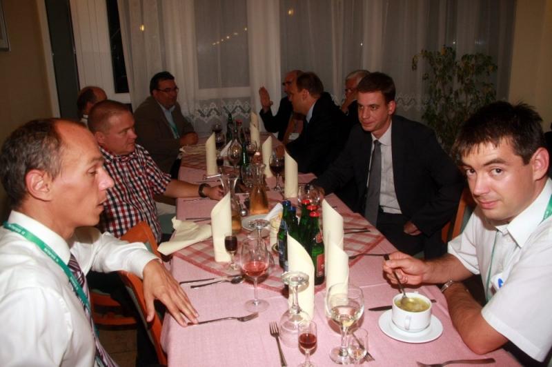 XIX. Nemzeti Konferencia fotói; 2012. szept. 13-Ünnepi vacsora I.rész