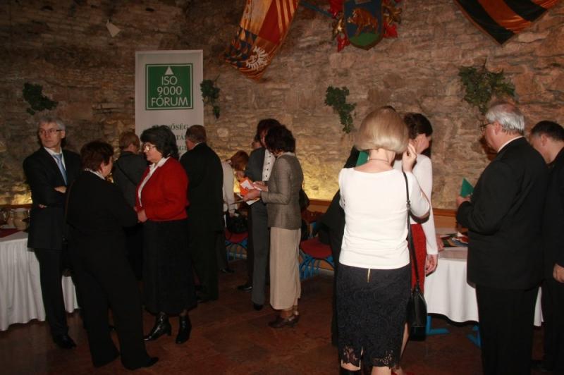 ISO 9000 FÓRUM évzáró kultúrális rendezvénye
