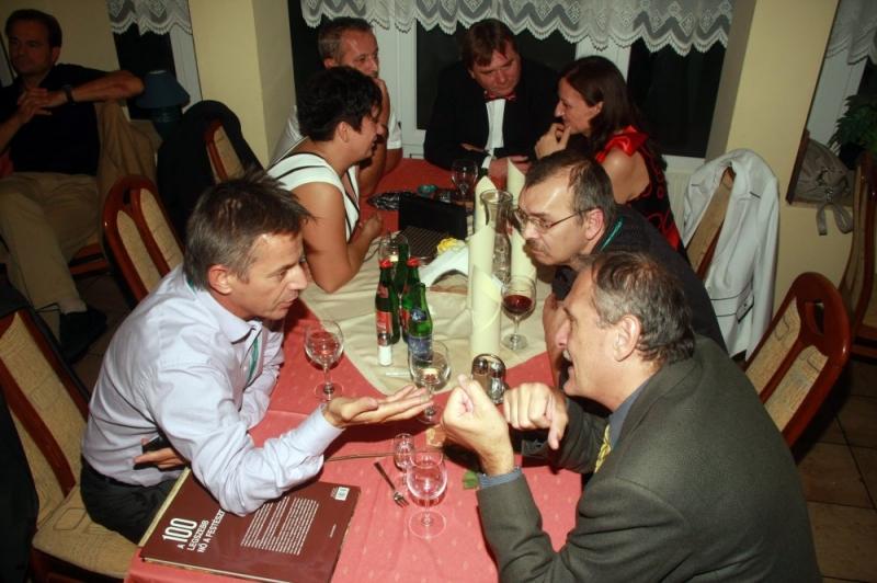 XIX. Nemzeti Konferencia fotói; 2012. szept. 13-Ünnepi vacsora II.rész