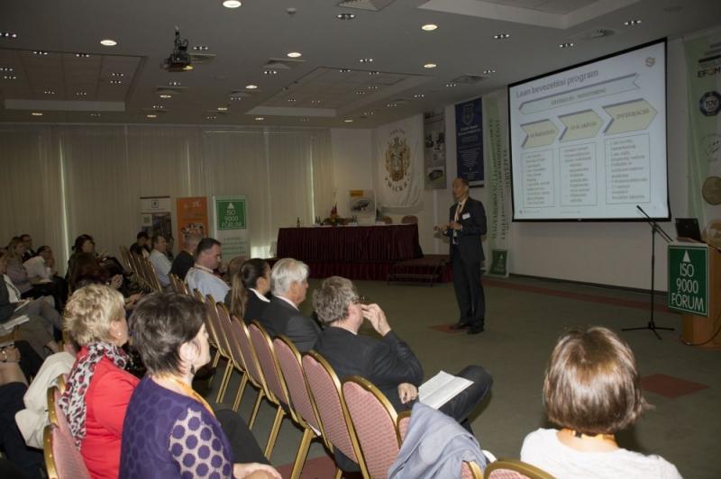 XXI. Nemzeti Minőségügyi Konferencia: LEAN szekció