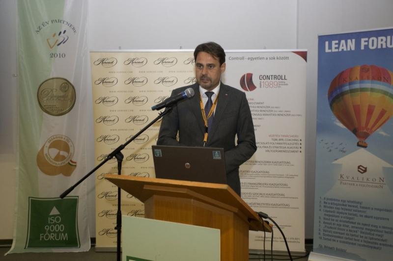 XXI. Nemzeti Minőségügyi Konferencia: MIR jövője szekció