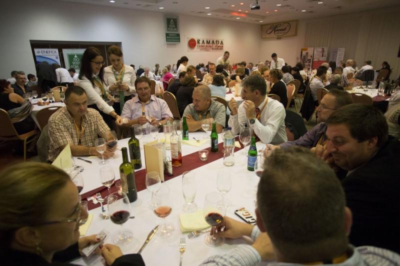 XXI. Nemzeti Minőségügyi Konferencia: Gálavacsora
