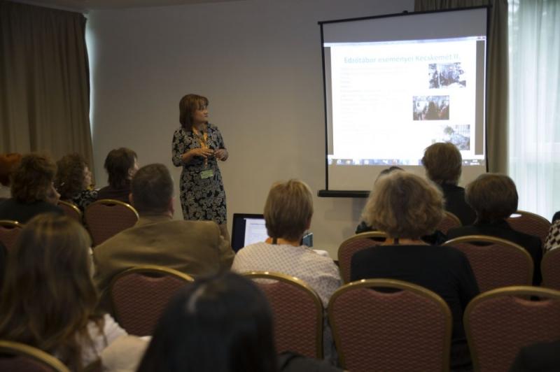 XXI. Nemzeti Minőségügyi Konferencia: Közoktatás műhelymunka