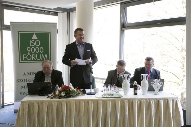 Ismételten közhasznú az ISO 9000 FÓRUM Egyesület - Az ISO 9000 FÓRUM Egyesület 2015. április 09-én (csütörtökön), 10:00 órai kezdettel tartotta meg 27. rendes Közgyűlését a Rubin Konferencia Hotelben.