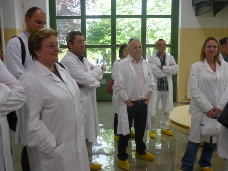 ISO 9000 FÓRUM szakmai látogatás a Paksi Atomerőműben
