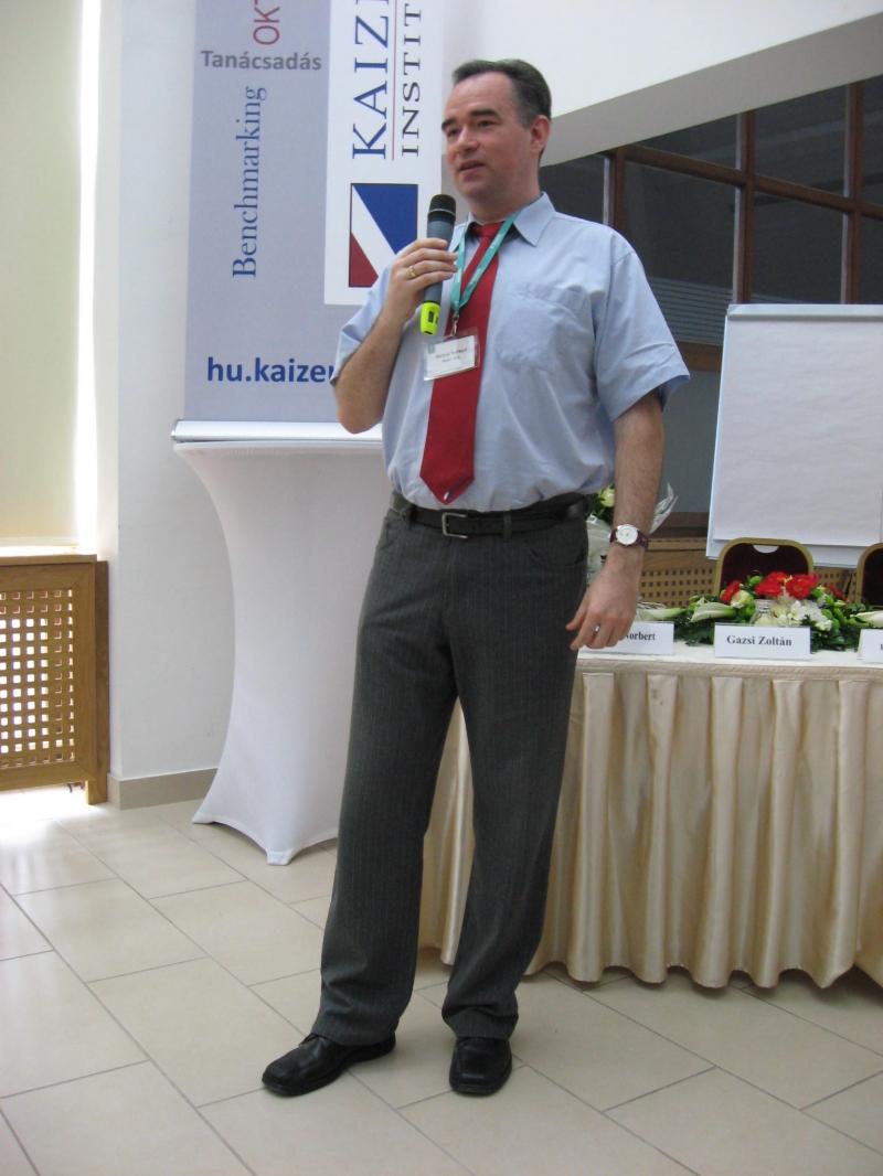 KAIZEN Konferencia az ISO 9000 FÓRUM Tavasz-on belül