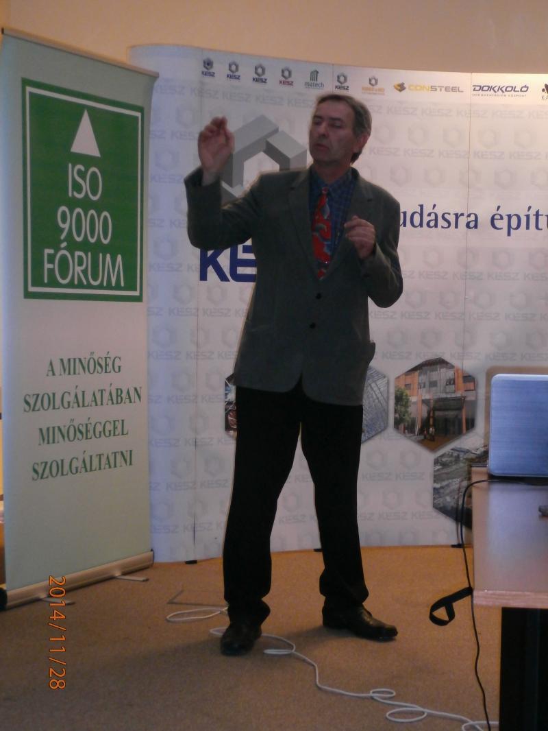 Az Építésügyi Ágazat I. Szakmai konferenciája