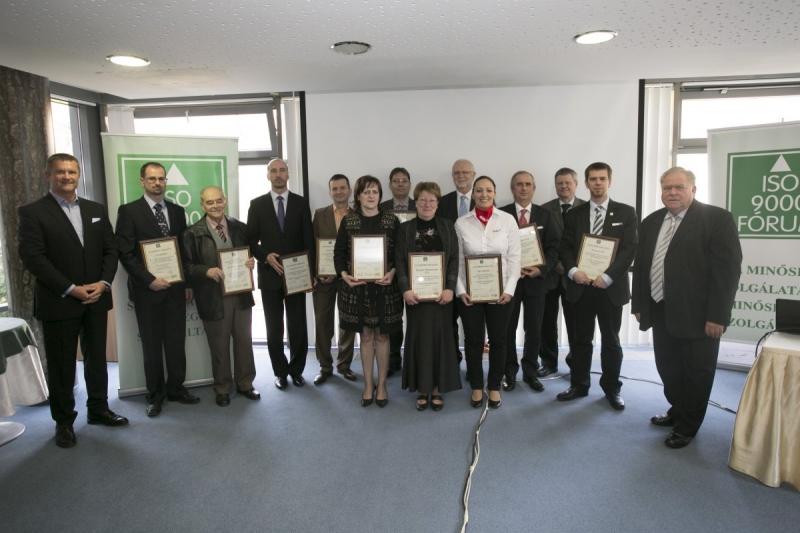 Ismételten közhasznú az ISO 9000 FÓRUM Egyesület