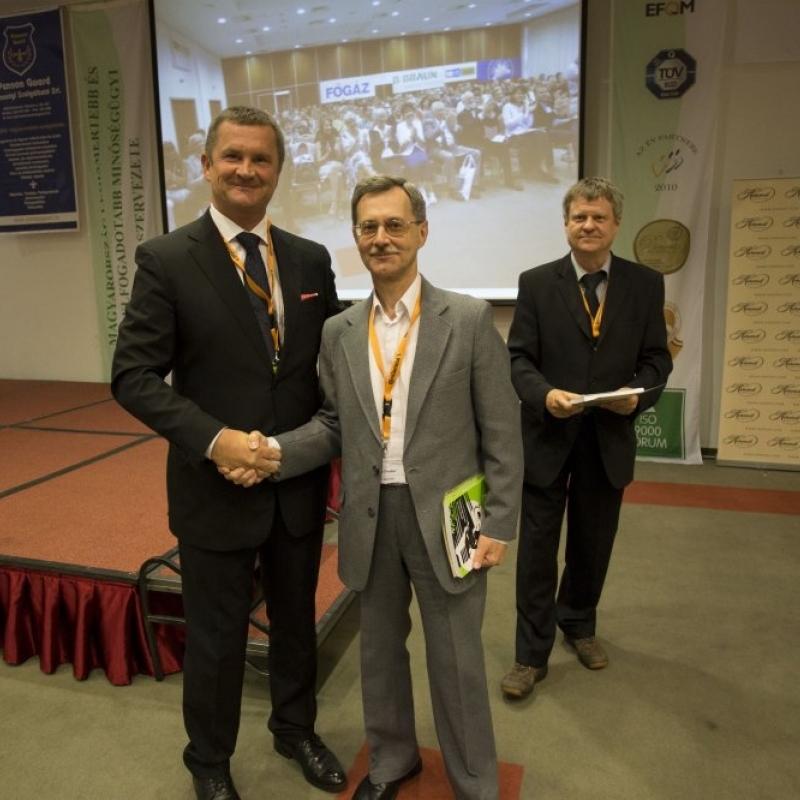 XXI. Nemzeti Minőségügyi Konferencia: Törzsvendégek