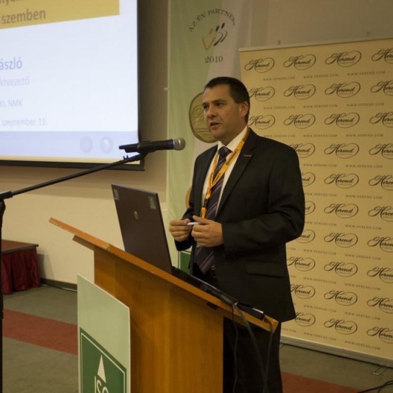 XXI. Nemzeti Minőségügyi Konferencia: Minőség és versenyképesség szekció