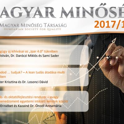 Magyar Minőség elektronikus folyóirat
