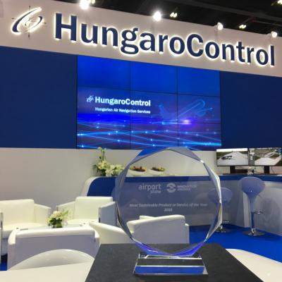 """Látogatás a HungaroControl Zrt-nél: """"Világszinten elismert innovációs tevékenység a légiforgalmi irányításban"""""""
