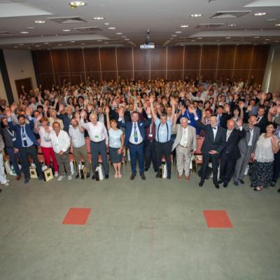 A konferencia előadói