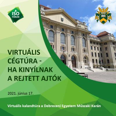 VirTúra_ Virtuális kalandtúra a DE Műszaki Karán