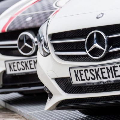 Gyárlátogatás a Mercedes-Benz Manufacturing Hungary Kft-nél