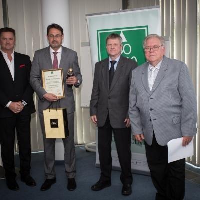 Kocsis Ernő - Roto Elzett Certa Kft. ügyvezető igazgatója